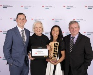 2019 Westpac Northland Business Excellence Supreme Award - Maungatapere Berries Ltd