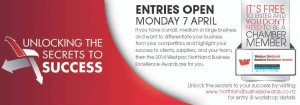 Entries Open Advertisment