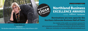 Northland Excellence Awards Business Hall of Fame